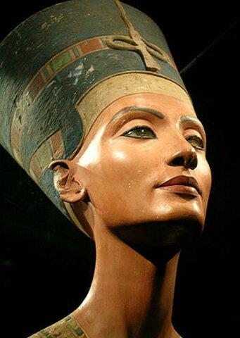 Estatua de Nefertiti