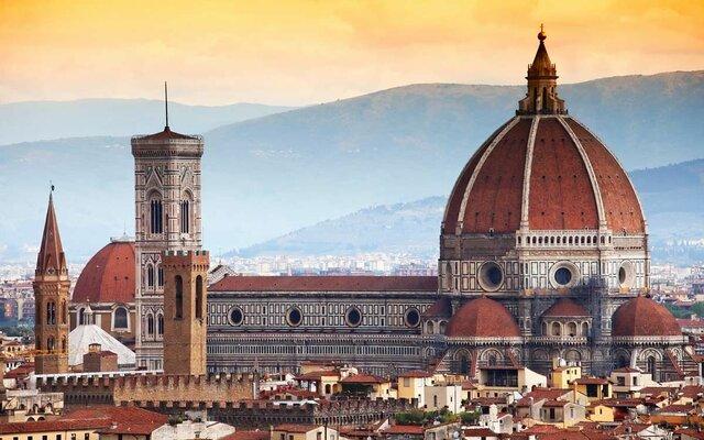 Brunelleschi cúpula catedral Florència
