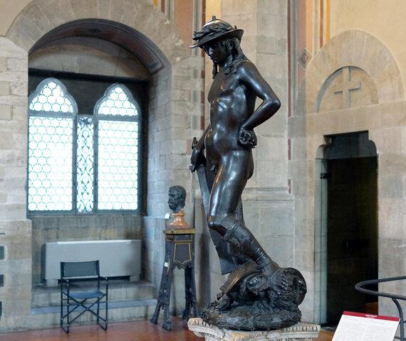 """Donatello """"David"""""""