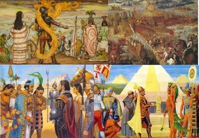 Leyes en la epoca prehispanica