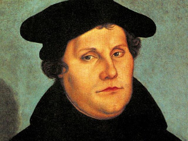 Martí Luter referència Luterana