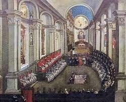 Acaba el concili de Trento