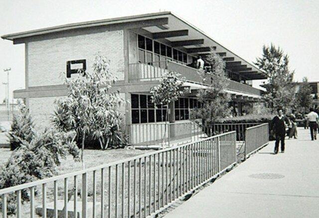1971 Creación del Colegio de Ciencias y Humanidades en la UNAM.