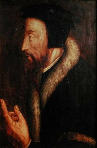Joan Calví comença a predicar la doctrina calvinista.