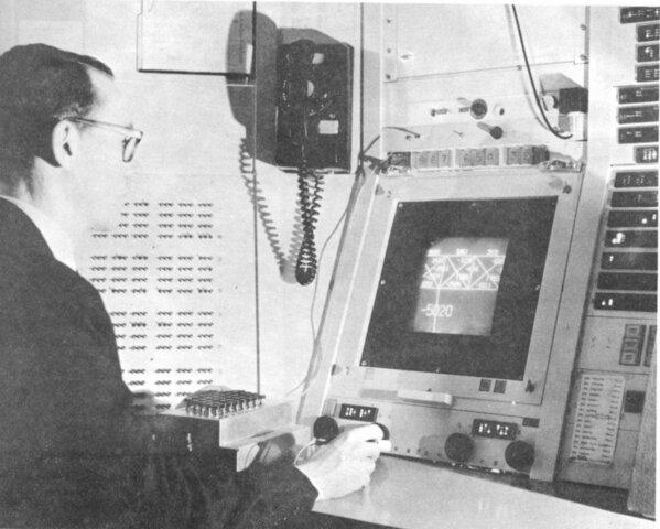 Primer ordenador con internet