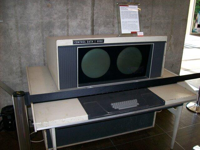 Ordenadores de tercera generacion (CDC 6600)