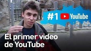 Primer video de YouTube