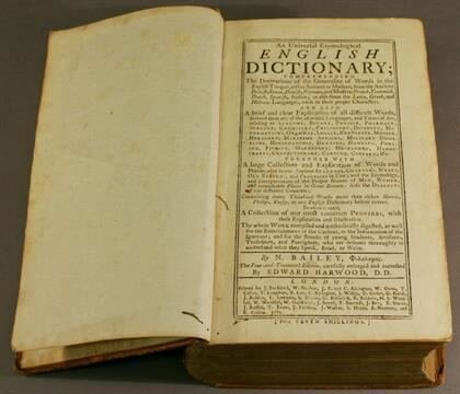 An Universal Etymological Dictionary «Универсальный этимологический словарь».