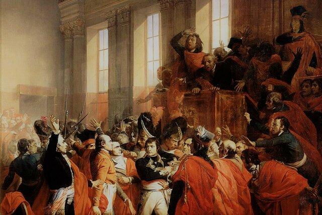 Cop d'estat de Napoleo