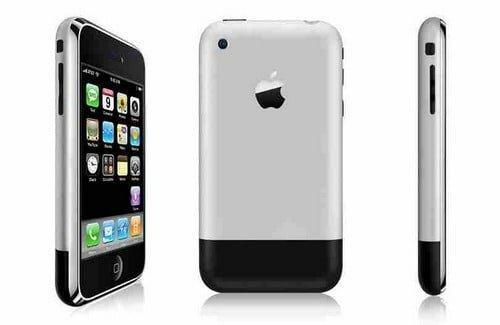 Aparición del primer IPhone