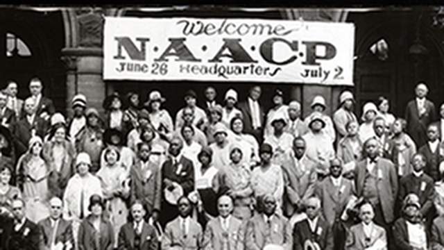 NAACP formed