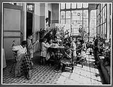 1922 Fundación de la Escuela Central de Anormales