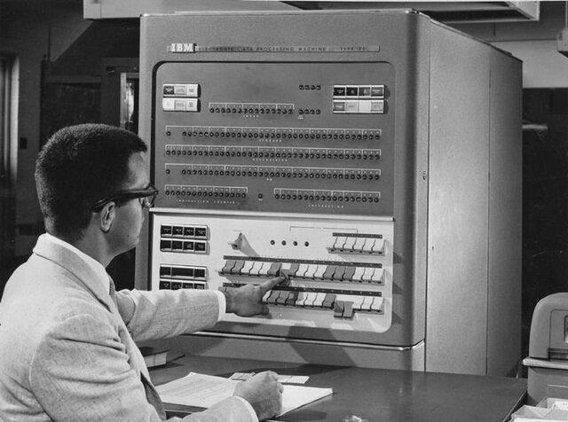 Primeros sistemas operativos