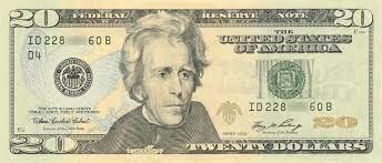 The 20$ Bill