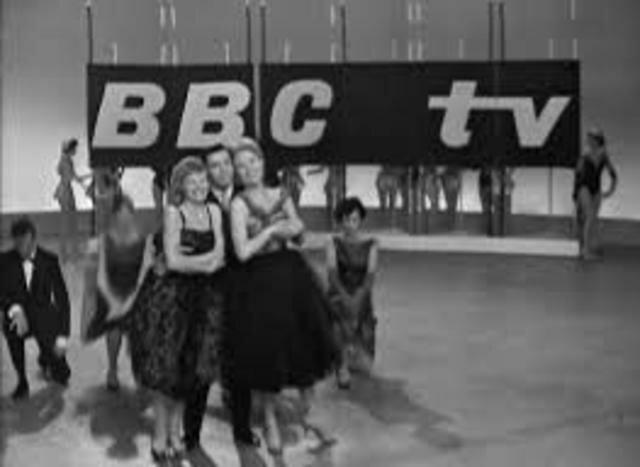 Primeras emisiones públicas de televisión.