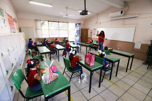 1977 Ya se habían incorporado 80 escuelas.