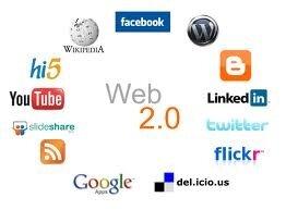 Web 2.0 que ofrece de nuevo a lo existente.