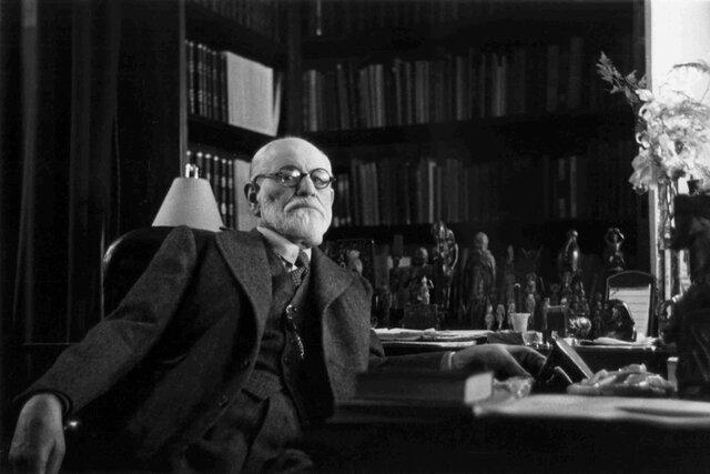 Teoría psicodinámica (Sigmund Freud 1856-1939) El ello, yo y superyó