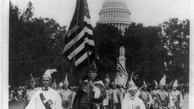 Rise of KKK (early 20th Cuntury)