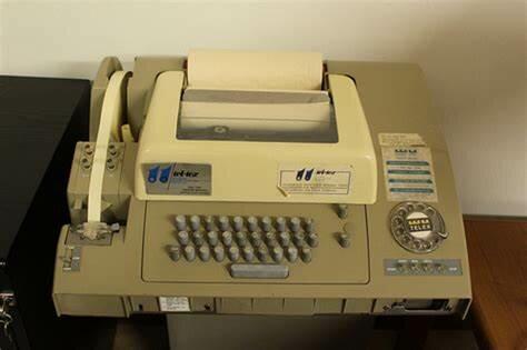Telex o teletipo