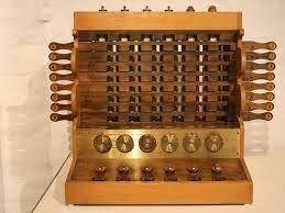 Dispositivos mecánicos de cálculo