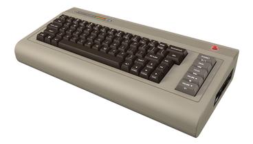 El Commodore 64.