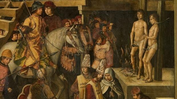 Establiment del tribunal d'inquisició