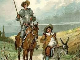 Publicació de Don Quijote de la Mancha