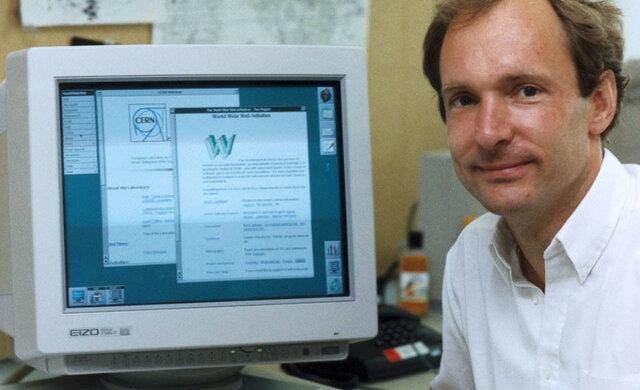 Creación De WWW (World Wide Web)
