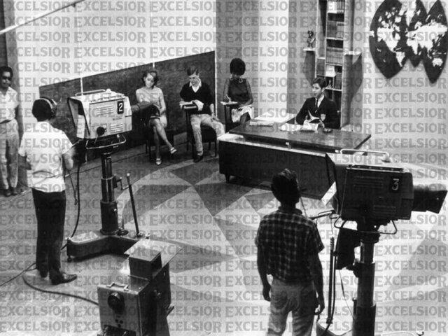 1981 Las lecciones televisadas fueron producidas por la unidad de televisión educativa y cultural (UTEC).
