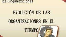 NATURALEZA Y EVOLUCION DE LAS ORGANIZACIONES timeline