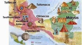 Civilizaciones Prehispánicas timeline
