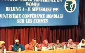 Celebración: Conferencia Mundial de la Mujer