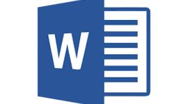 Versiones de word timeline