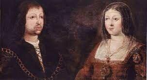 Unió de Castella i Aragó: Els Reis Catòlics