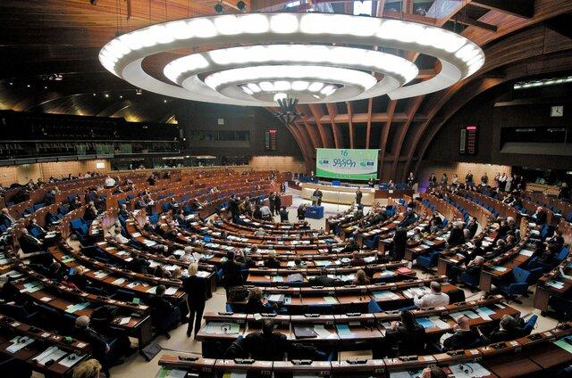 Consejo de Europa.