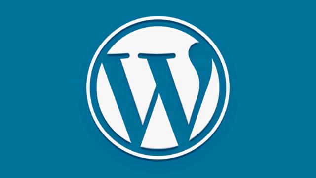 WordPress v 1.5
