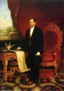 Benito Juárez asume la presidencia