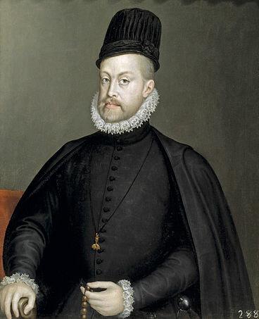 Felip II i el seu imperi