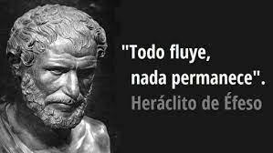 Heráclito de Éfeso (Filósofo del devenir)