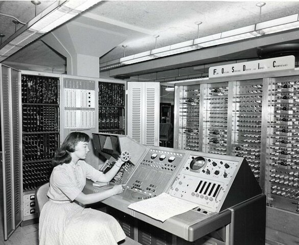 Segunda generación de la informática