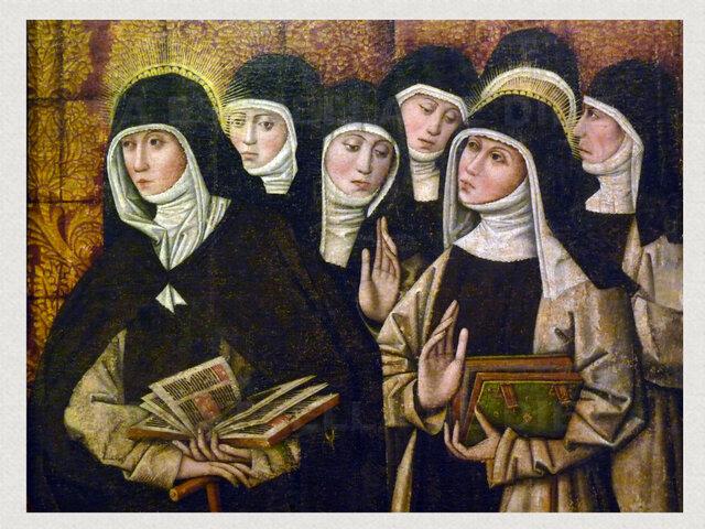 Regla de san Cesáreo de Arles.