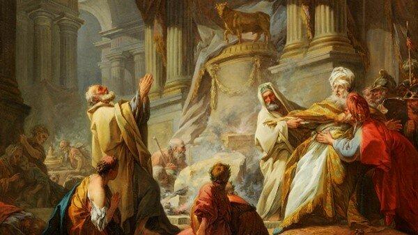 Los profetas, patriarcas, jueces, reyes de Israel