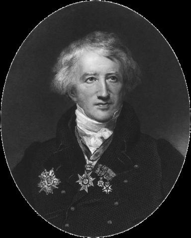 Georges Leópold Barón de Cuvier (1769-1832)