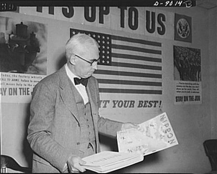 Se creó la oficina de información de guerra en Estados Unidos