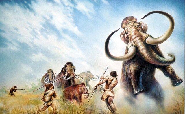Caza de Mamuts