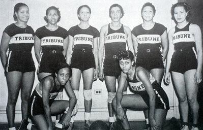 Surgimiento del baloncesto femenino