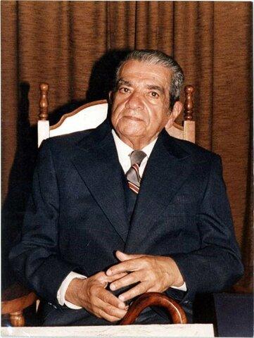 Rafael Obregón Loría  (1911-2000)