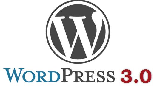 v 3.0 de WordPress