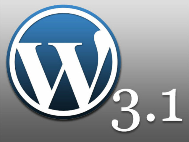 v 3.1 de WordPress.